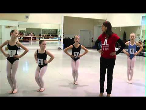 National Ballet School Auditions