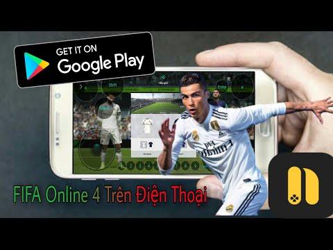 Chơi Thử FIFA Online 4 Trên Điện Thoại | Gameplay | Phạm Đức Trí |