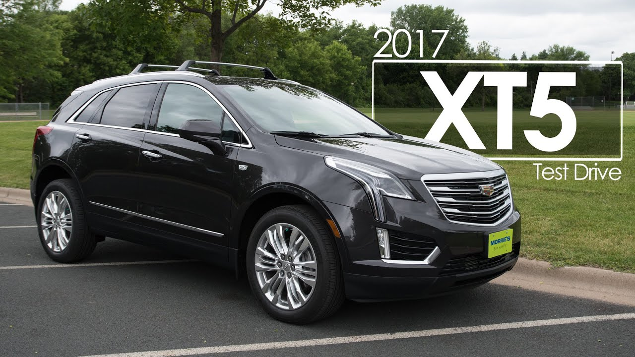 Simple 2017 Cadillac XT5  Review  Test Drive  YouTube