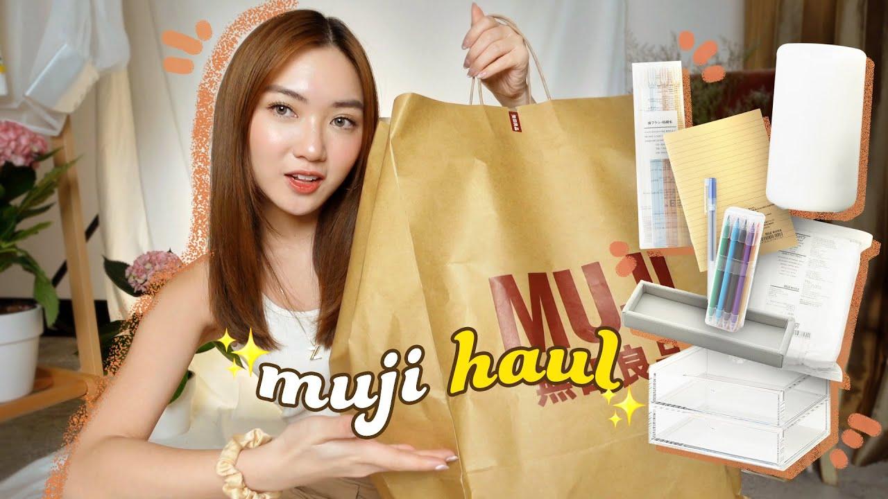 Muji Haul 🛍 Đưa Mẹ Sò 5 triệu đi mua đồ Muji và cái kết... | Chloe Nguyen