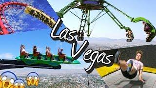 Las Vegas para menores de 21 anos | RADICAL 😱