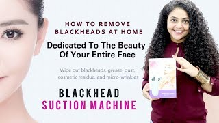 How To Remove Blackheads at Home | Blackhead Suction Tool | Blackheads Suction Machine