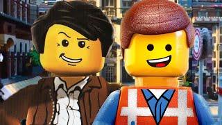 Clutch Powers vs. Emmet (Lego Movie Similarities)