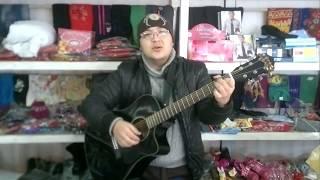 Bayram Allamyradov  Turkmenistan Lebap Koytendag gitarist