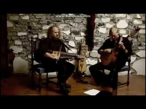 FAUN Oliver S.Tyr & Kauna Duett an  Nyckelharpa und Laute