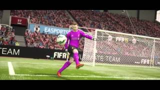 FIFA 15   Official Gameplay Trailer   Next Gen Goalkeepers Thumbnail