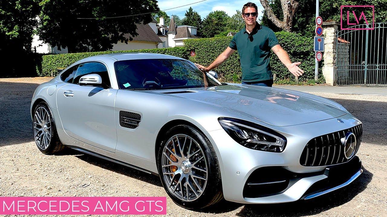 Essai Mercedes-AMG GT S Coupé - DIABOLIQUE tout simplement !