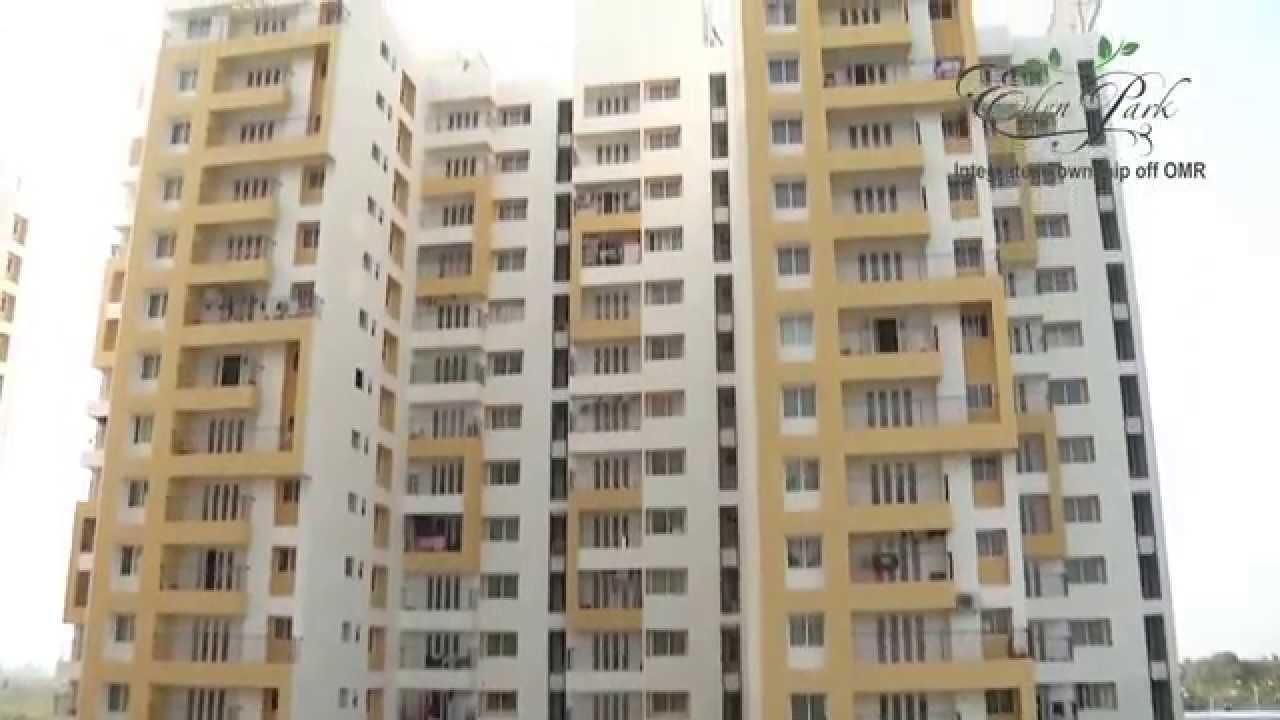 L&T EDENPARK Villa apartments OMR Chennai Phase1 - YouTube