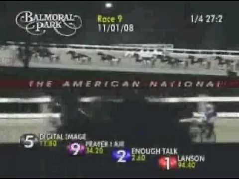 Enough Talk 2008 Balmoral AmNational TROT $190,000 1:52