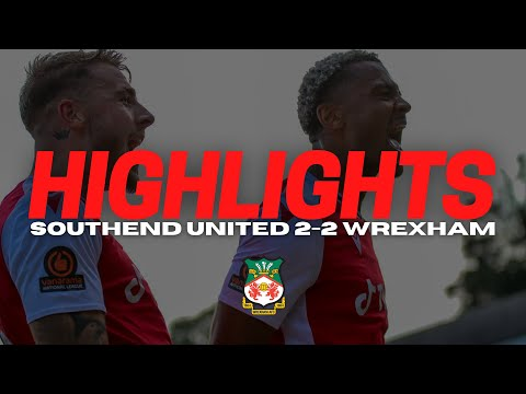 Southend Wrexham Goals And Highlights