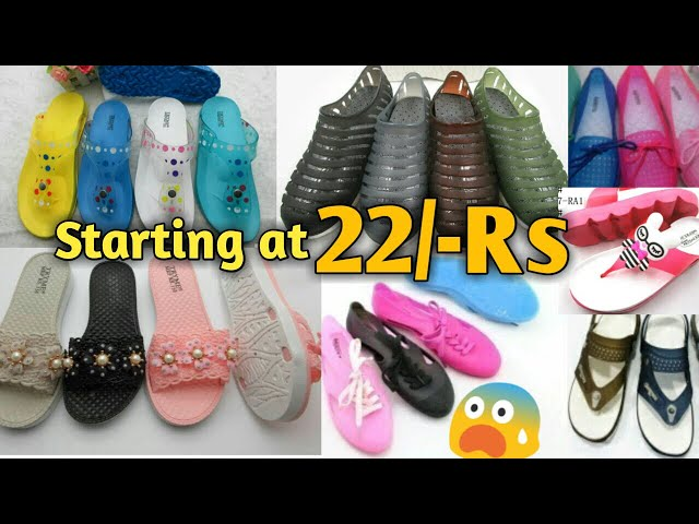 Cheapest footwear market  heels,sandals,shoes for girls, ladies and kids wholesale, Inderlok, Delhi