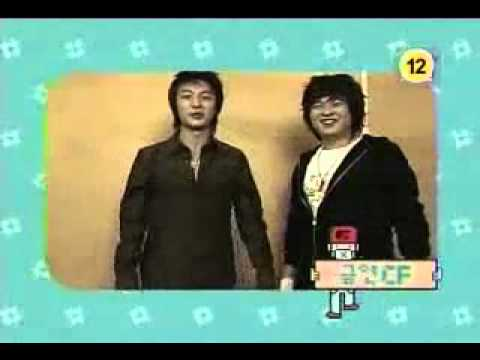 crazy donghae shindong