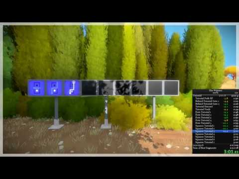 The Witness 100% in 2:15:57