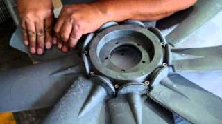 Greenheck - How To Change Fan Blade Pitch - Greenheck
