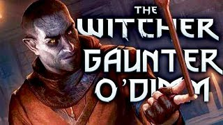 Gaunter O'Dimm's True Purpose  - Witcher Lore - Witcher Theories - Witcher Mythology