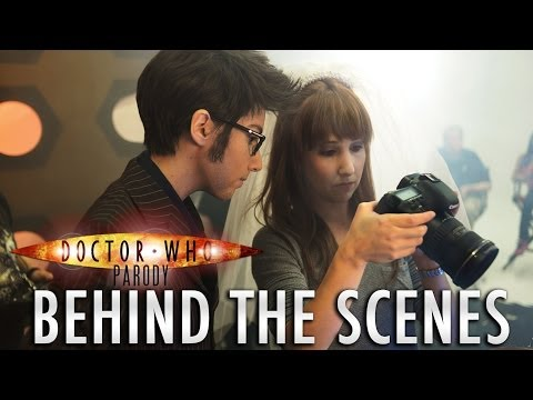 Behind The Scenes: Doctor Who Parody by The Hillywood Show®