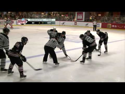 2016 Mega Ice 五人冰球賽 Hockey 5's - International B Final (7 May)