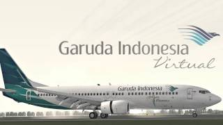 Introducing Garuda Indonesia Virtual
