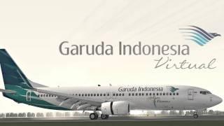 Introducing Garuda Indonesia Virtual