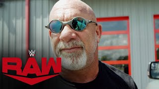 Goldberg says he's coming for Bobby Lashley's soul: WWE Digital Exclusive, Aug. 30, 2021