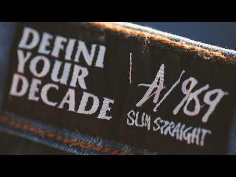 A/969 // DEFINE YOUR DECADE