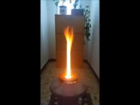 Stufa pirolitica per interni fai da te youtube - Stufa pirolitica per casa ...