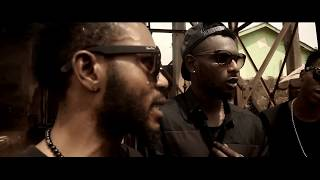 Onetouch x  Jupital x Sarkodie ( Enemies Refix video  )
