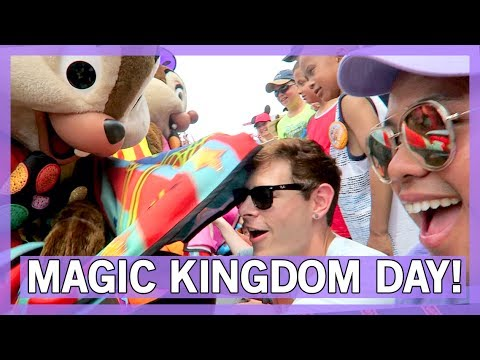 Thingamavlogs Does Magic Kingdom!