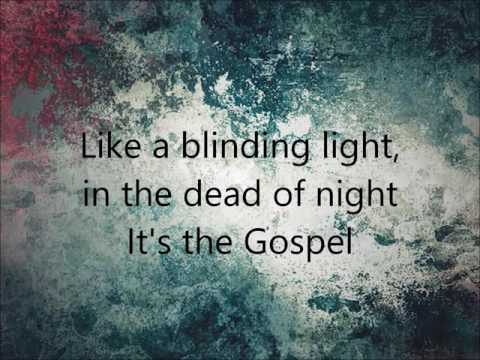 """The Gospel"" -Ryan Stevenson (Lyrics)"
