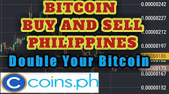 BUY and SELL BITCOIN PHILIPPINES - earn 1bitcoin by trading