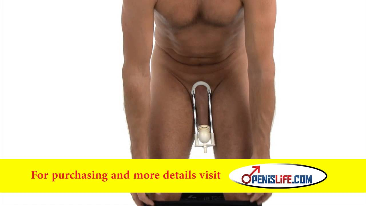 Penis Enlargement Stretching