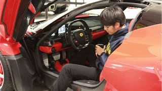 Chinese Kids Driving Supercars in College | Michigan State University