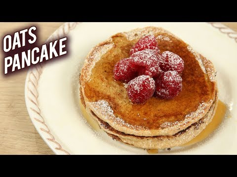 oats-pancake-|-healthy-banana-oatmeal-pancake-|-eggless-pancake-recipe-by-bhumika-|-philips-airfryer