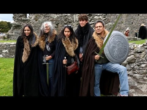 'Game Of Thrones' Filming Tour Has Fans Flocking To North Ireland | ABC News