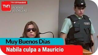 Muy buenos días | Nabila Rifo culpa a Mauricio Ortega por el golpe que la dejó inconsciente