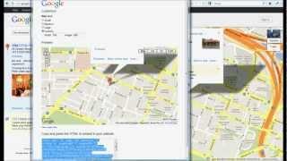 Embed Google Map Joomla 2.5 Free HD Video
