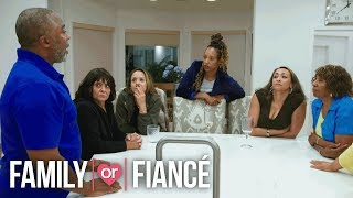 Sumer and Keith's Families Get into a Heated Argument   Family or Fiancé   Oprah Winfrey Network