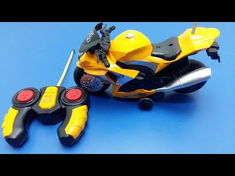 Rc Bike For Kids: Best Remote Control Motorcycle Toy - Craft Times