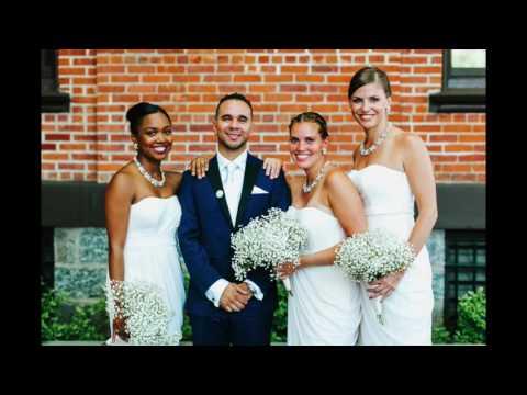 Flushing Town Hall | New York Wedding Photographer