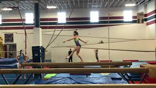 Lilly Timmerman class of 2024 switch leap switch side on high beam