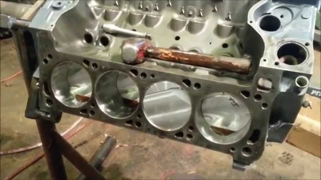 400 Ford Engine Build And Test Youtube