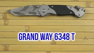 Розпакування Grand Way 6348 T