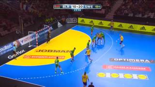 Top 5 plays January 22 | IHFtv - France 2017 Men