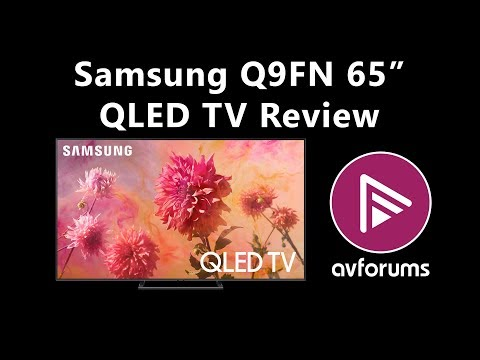 Samsung Q9FN (QE65Q9FN) Review