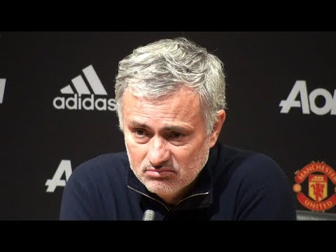 Manchester United 2-1 Chelsea - Jose Mourinho Full Post Match Press Conference - Premier League