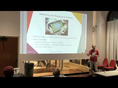 Tips &Tricks for AR Game Dev: Tools and Techniques - Albany IGDA March 2017