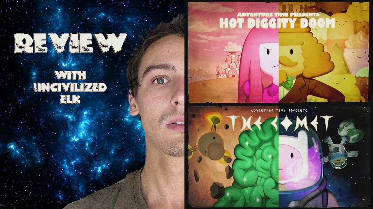 Adventure Time Review S6e42 43 Hot Diggity Doom Amp The