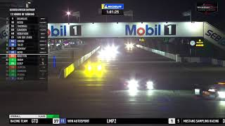 Part 4 - 2021 Mobil 1 Twelve Hours Of Sebring Presented By Advance Auto Parts