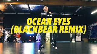 Ocean Eyes (Blackbear Remix)   @Claydohboon Choreography