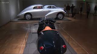 Shape of Speed car show kicks off at Portland Art Museum
